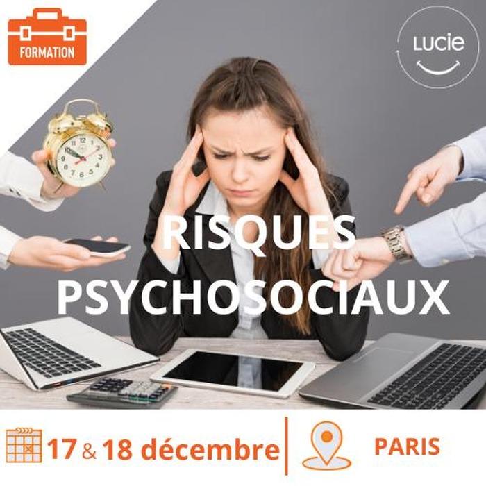 Formation : Connaître, identifier et gérer  les risques psycho-sociaux