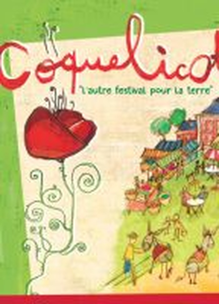 Coquelicot : l'autre festival pour la terre