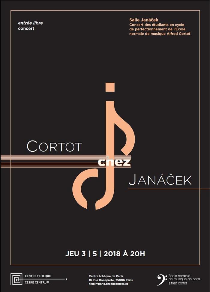 Cortot chez Janáček