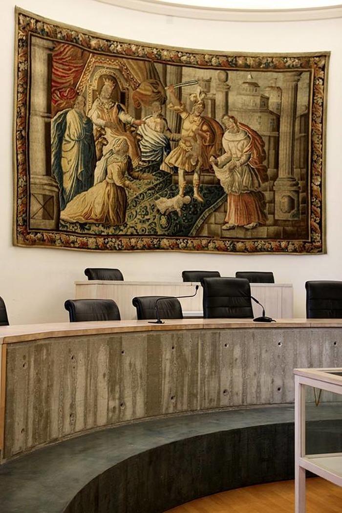 Journées du patrimoine 2018 - Visite commentée de la Cour d'Appel.