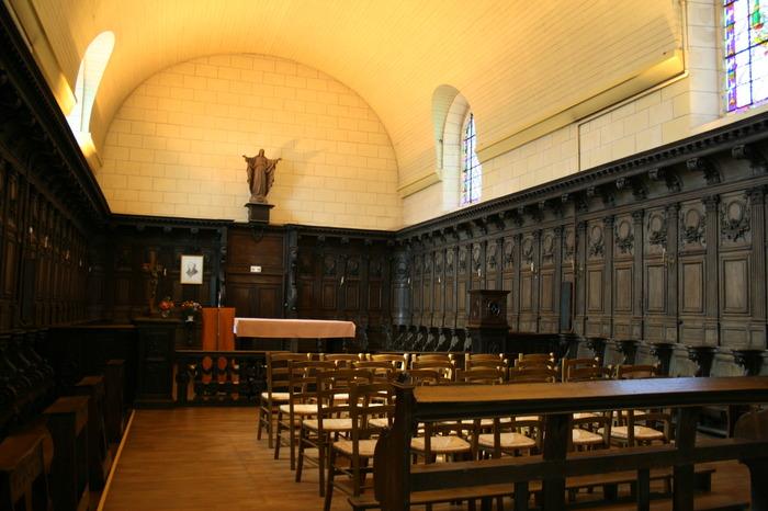 Journées du patrimoine 2018 - Couvent du Père Eternel : chapelle