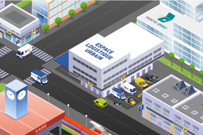 Créathon « Logistique urbaine, livrer et délivrer la ville »