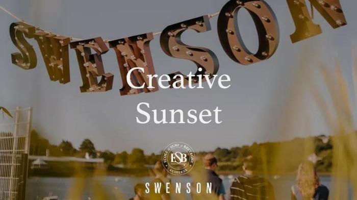 Creative Sunset