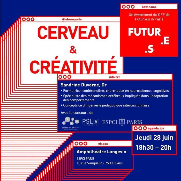 Créativité & Cerveau: entre imagination et adaptation