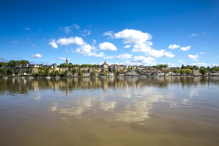 Croisière avec escale à Bourg-sur-Gironde