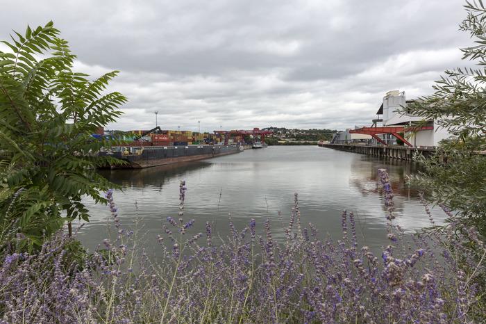 Journées du patrimoine 2018 - Croisière commentée du port de Gennevilliers (92)