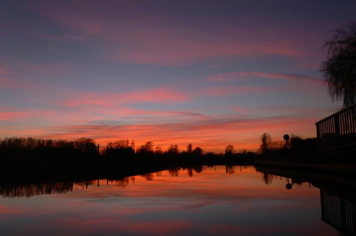 Journées du patrimoine 2018 - Croisière nocturne au coeur du marais maraicher