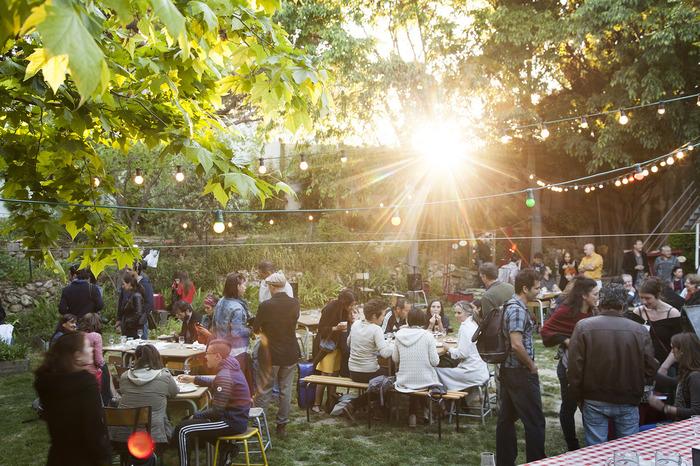 Journées du patrimoine 2018 - Cuisines dans mon jardin
