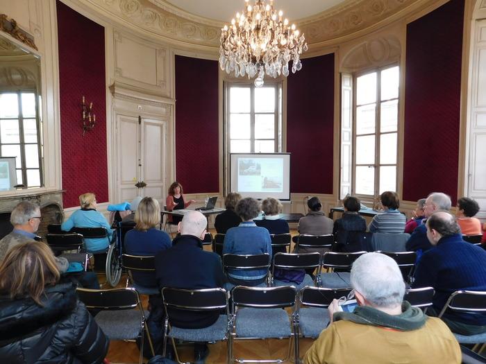 Journées du patrimoine 2017 - Cycle de conférences
