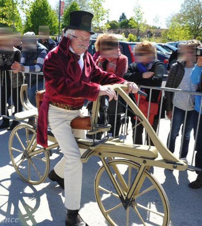 Journées du patrimoine 2017 - Cycles anciens et histoire du vélo