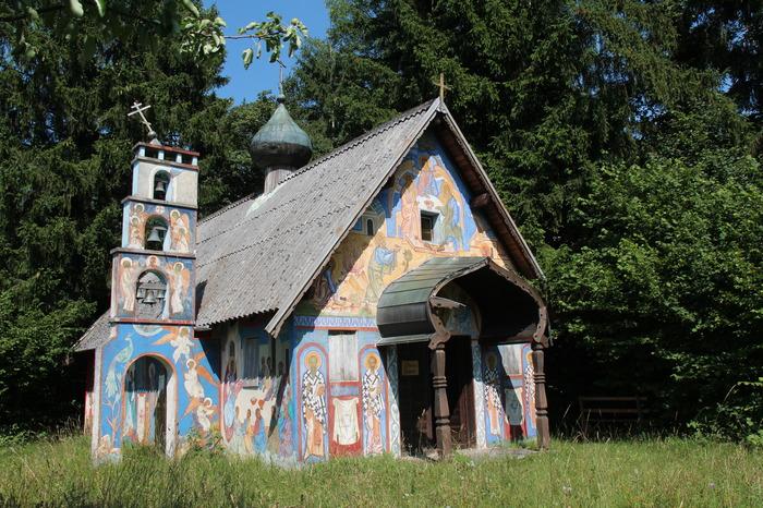Journées du patrimoine 2018 - D'Amphion à Darbon : deux chapelles situées à Publier.