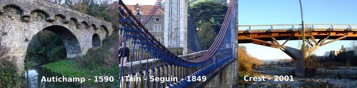 D'une rive à l'autre : histoire de ponts