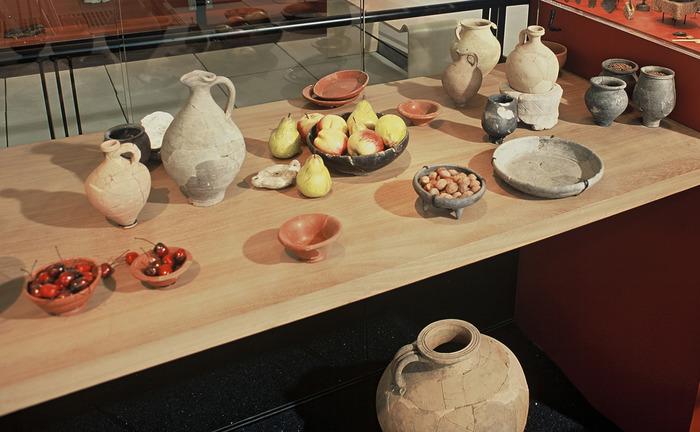 D partement du calvados - Cuisine romaine antique ...