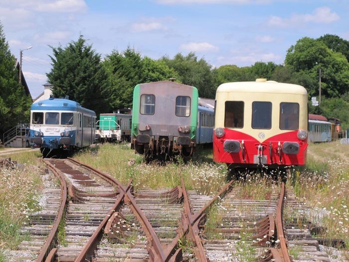 Journées du patrimoine 2017 - Dans le monde des trains anciens