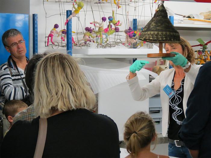 Journées du patrimoine 2018 - Dans les coulisses du musée du Jouet