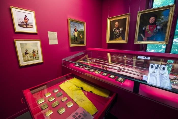 Journées du patrimoine 2018 - Dans les coulisses du musée de la gendarmerie nationale