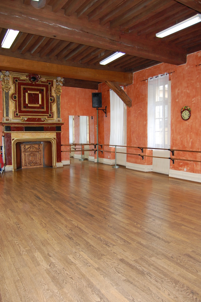 Journées du patrimoine 2017 - Découvrez une salle de danse dans un hôtel particulier