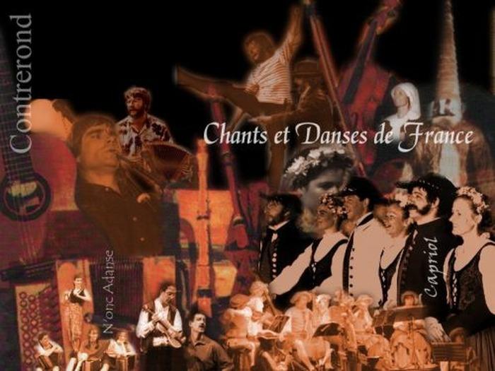 Danses de Haute Bretagne