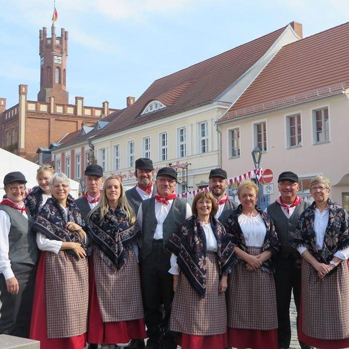 Journées du patrimoine 2018 - Dansez avec la troupe Belle Duveltjes!
