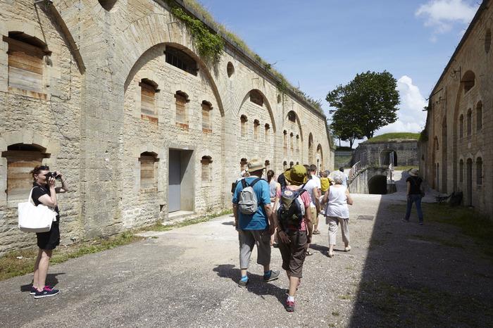Journées du patrimoine 2018 - Le Fort de la Motte-Giron