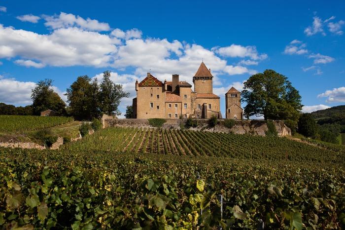 Journées du patrimoine 2018 - Visite du Château de Pierreclos