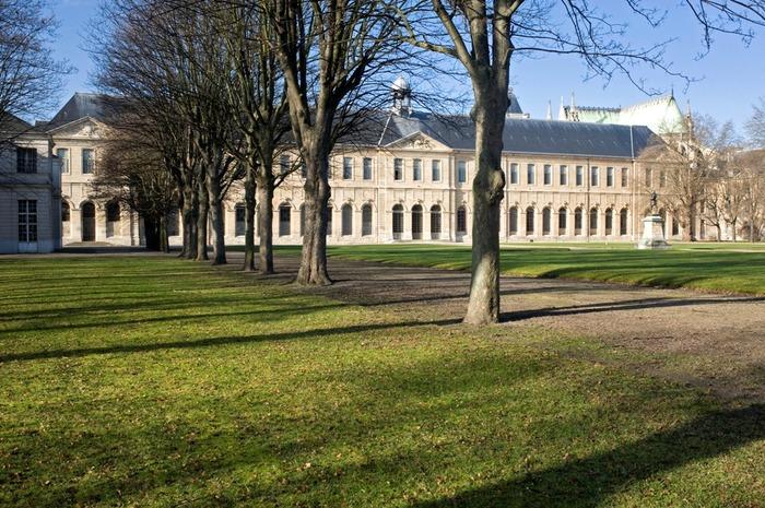 Journées du patrimoine 2018 - De l'abbaye royale à la maison d'éducation de la Légion d'honneur