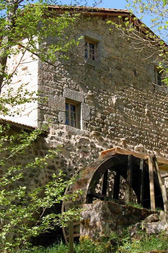 Crédits image : moulin de vignal