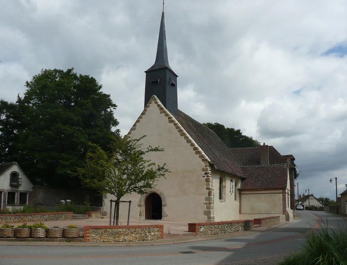 Journées du patrimoine 2018 - Visite guidée de l'église au village autrefois