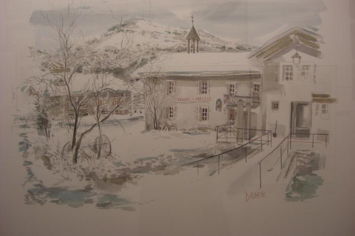 Crédits image : Musée de Megève