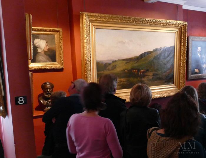 Journées du patrimoine 2018 - « De-Mandet- moi de vous raconter le musée ».
