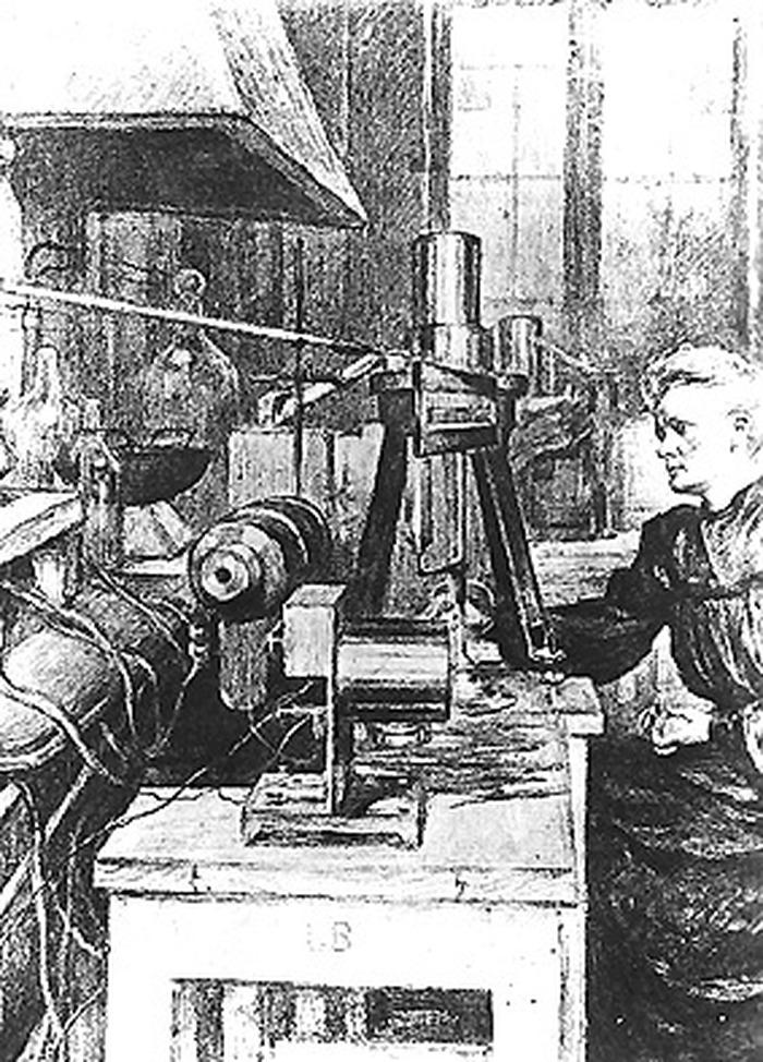 Journées du patrimoine 2018 - De Maria Sklodowska à Marie Curie