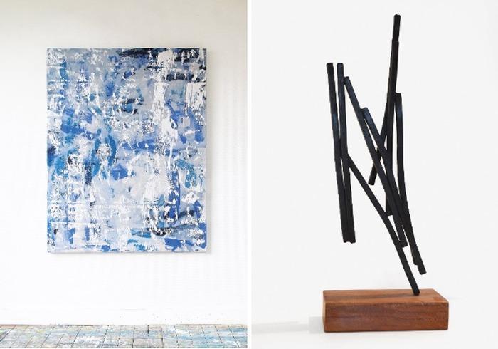 DE NŒUDS ET D'ÉTOILES • Anne Commet & Olivia de Saint-Luc chez Exit Art Contemporain