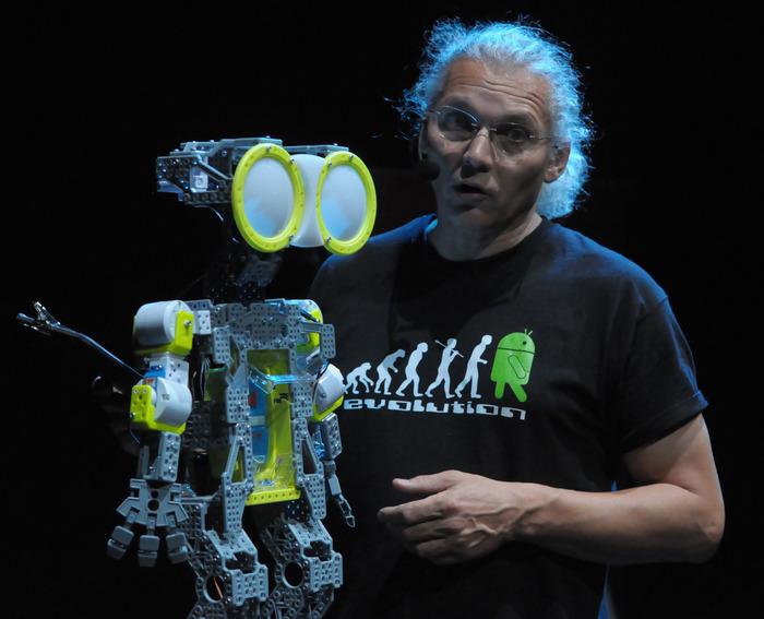 De quelle Humanité le robot est-il l'avenir ? - Philippe Cazeneuve