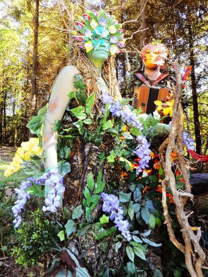 Journées du patrimoine 2017 - Déambulation et spectacle musical des Mandadors