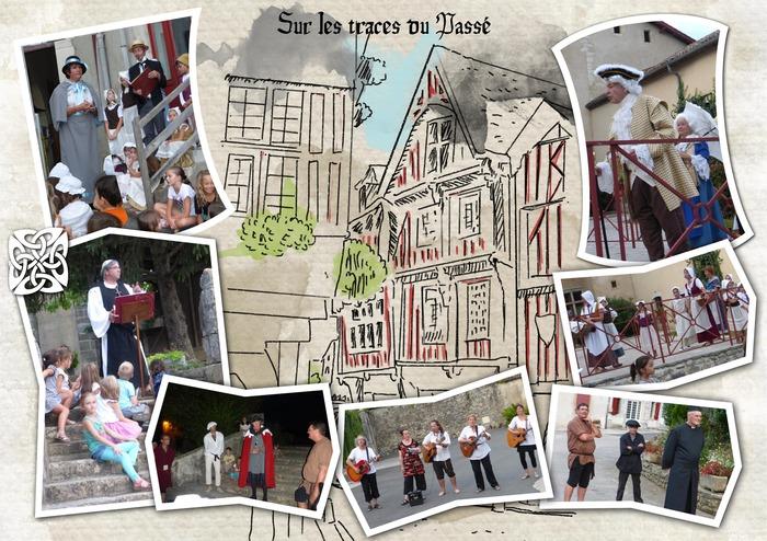 Journées du patrimoine 2018 - Déambulation historique dans Hastingues