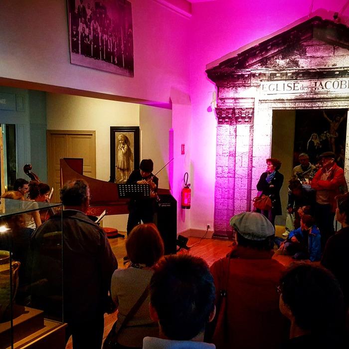 Journées du patrimoine 2017 - Déambulation musicale