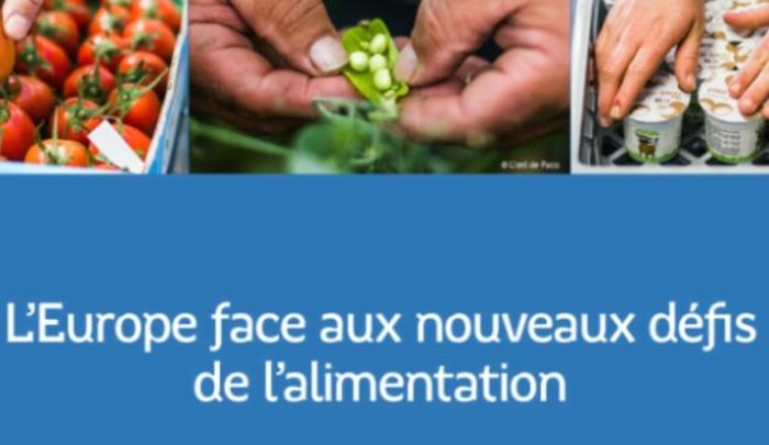 Débat «L'Europe face aux nouveaux défis de l'alimentation»