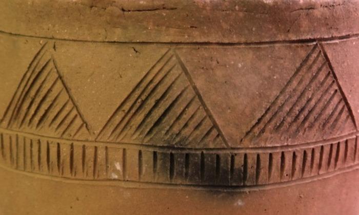 Journées du patrimoine 2018 - Décors du néolithique - Création collective avec un artiste