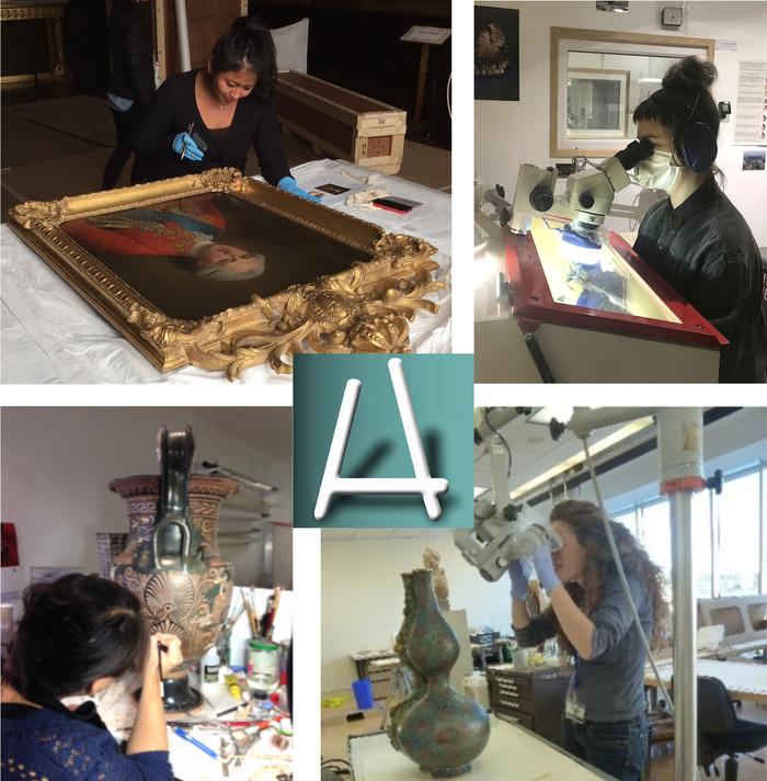 Journées du patrimoine 2018 - Atelier Hylé : découverte de la conservation-restauration des biens culturels