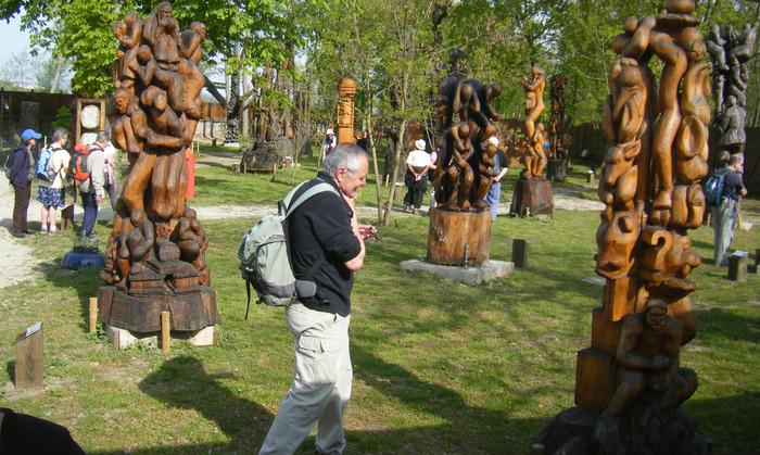 Journées du patrimoine 2018 - Découverte d'un jardin de sculptures