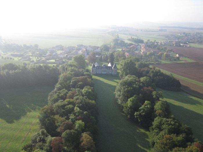 Journées du patrimoine 2018 - Découverte d'une demeure du XVIIIe-XIXe siècle et de son parc.