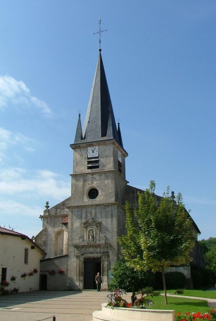 Journées du patrimoine 2018 - Découverte d'une église du XVIIIe siècle construite dans le style Renaissance
