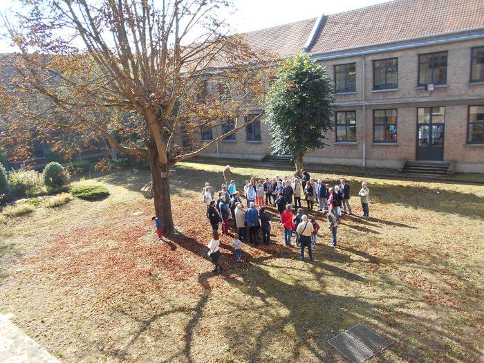 Journées du patrimoine 2018 - Visite guidée de l'ancienne École Normale de Filles
