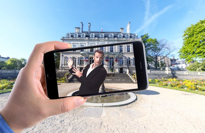 Journées du patrimoine 2018 - Découverte de l'application «Avenue de Champagne»