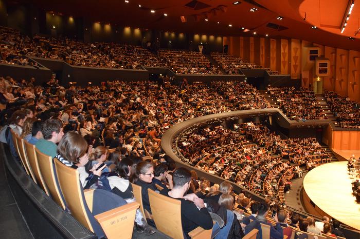 Journées du patrimoine 2017 - Découverte de l'auditorium et de l'orchestre national de Lyon