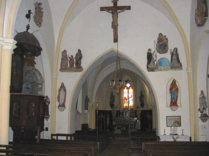 Journées du patrimoine 2018 - Découverte de l'église de Huilliécourt