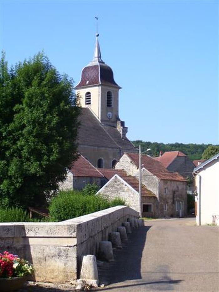 Journées du patrimoine 2017 - Découverte de l'église de Leffond