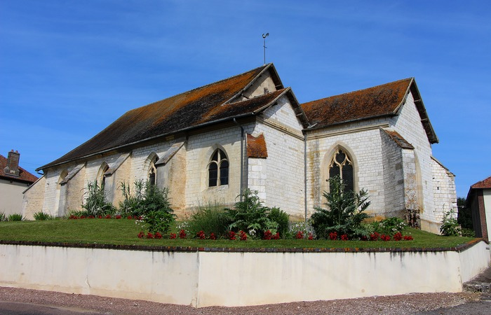 Journées du patrimoine 2020 - Découverte de l'église de Montgueux