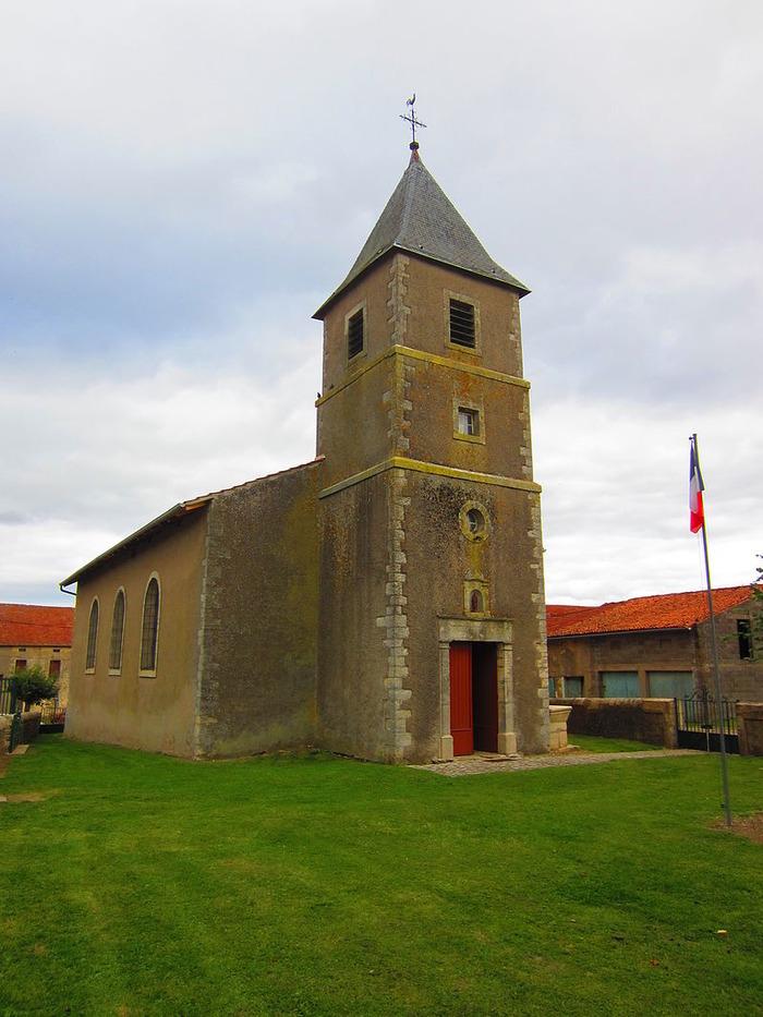 Journées du patrimoine 2018 - Eglise Saint-Georges