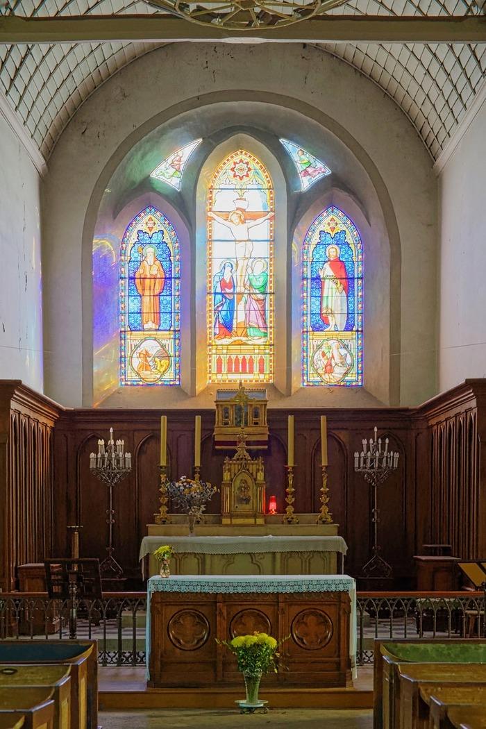 Journées du patrimoine 2017 - Découverte de l'Eglise et du tombeau de Saint Agylus